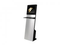 ARTDEV IT-103-13 - Straight Info Tower * German Made - Kiosk-System mit 19