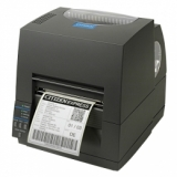 Citizen CL-S631, 12 Punkte/mm (300dpi), ZPL, Datamax, Multi-IF (Ethernet, Premium), schwarz