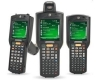 Zebra (Motorola) MC3190 - 2D SE4500, Gun, 38 Tasten, CE 6.0 Pro, 802.11 a/b/g, Bluetooth, Farb-Display, Full Audio, High Capacity Batterie