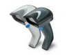 Datalogic Gryphon GD4130 - Handscanner, USB-Kit, Multi-Interface, weiß, kabelgebunden