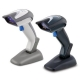 Datalogic Gryphon GD4430 - KIT inkl. 2D-Scanner und All-in-one Permanent Base, USB/RS232/KBW/WE Multi-Interface, weiss