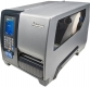 Intermec PM43C - Thermotransfer Etikettendrucker mit 203 dpi, Tasten, Hanger, Ethernet, RS-232, USB inkl. EU-Netzkabel, Long Door