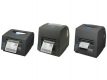 Citizen CL-S521 - Etikettendrucker, Thermodirekt, 203dpi, ZPL + DMX, RS232 und USB, schwarz DMX = Datamax Programming Language ZPL= Zebra Printing Language
