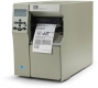 Zebra 105SLPlus - Etikettendrucker, 300dpi, Thermodirekt u. Thermotransfer, Seriell u. Parallel, USB, Ethernet und Print-Server, 16MB Flash