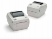 Zebra GC420 - Etikettendrucker, Thermotransfer, 203dpi, mit Dispenser, USB, Seriell und Parallel, 8MB Flash, 8MB SDRAM