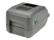 Zebra GT800 - Etikettendrucker, Thermotransfer, 203dpi, USB, Seriell und interner ZebraNet 10/100 Print Server, mit Dispenser, 8MB Flash, 8MB SDRAM