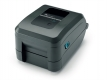 Zebra GT800 - Thermotransfer Etikettendrucker mit mit 300 dpi, Seriell, Parallel und USB, Tear