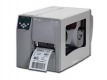 Zebra S4M - Etikettendrucker, 203dpi, Thermodirekt u. Thermotransfer ZPL, Seriell, USB int.10/100 PrintServer, Cutter, Flash 4 MB, DRAM 8 MB