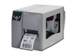 Zebra S4M - Etikettendrucker, 300dpi, Thermodirekt u. Thermotransfer ZPL, Seriell, USB int.10/100 PrintServer, Cutter, Flash 4 MB, DRAM 8 MB