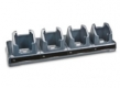 Intermec FlexDock Quad Ethernet - Docking Cradle (Anschlußstand) - Ethernet - für Intermec CK3