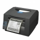 Citizen CL-S521, 8 Punkte/mm (203dpi), Peeler, ZPL, Datamax, Multi-IF (WLAN), schwarz