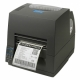 Citizen CL-S621, 8 Punkte/mm (203dpi), Peeler, ZPL, Datamax, Dual-IF, schwarz