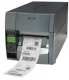 Citizen CL-S703R, 12 Punkte/mm (300dpi), Cutter, Rewinder, VS, ZPLII, Datamax, Multi-IF (WLAN)