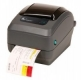 Zebra GX420d, 8 Punkte/mm (203dpi), Multi-Interface, Dispenser, Flash