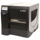 Zebra ZM600 Industrie Etikettendrucker, thermotransfer/thermodirekt, Auflösunf: 300dpi, Druckersprache: ZPL, Ethernet, 64MB Flash, mit Cutter, Schnittstellen: USB, seriell, parallel